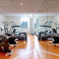 Novotel Paris Est Hotel фитнесс-зал