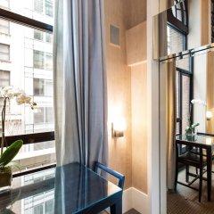 Отель City Club Hotel США, Нью-Йорк - 1 отзыв об отеле, цены и фото номеров - забронировать отель City Club Hotel онлайн балкон