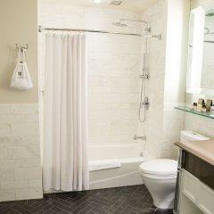 Отель Fairmont Le Chateau Frontenac Канада, Квебек - отзывы, цены и фото номеров - забронировать отель Fairmont Le Chateau Frontenac онлайн ванная