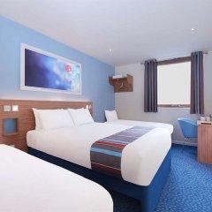 Travelodge London Central City Road Hotel комната для гостей фото 4