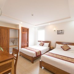 Отель Lien Huong Далат комната для гостей фото 3