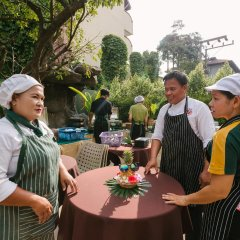 Отель Ananta Burin Resort Таиланд, Ао Нанг - 1 отзыв об отеле, цены и фото номеров - забронировать отель Ananta Burin Resort онлайн гостиничный бар