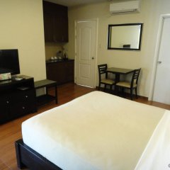 Отель Prism Hotel Филиппины, Пампанга - отзывы, цены и фото номеров - забронировать отель Prism Hotel онлайн комната для гостей фото 4