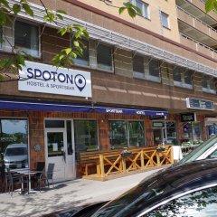 Отель Spoton Hostel & Sportsbar Швеция, Гётеборг - 1 отзыв об отеле, цены и фото номеров - забронировать отель Spoton Hostel & Sportsbar онлайн городской автобус