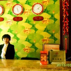 Dujiangyan Jin An Hostel интерьер отеля фото 3
