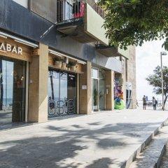 Отель Safestay Barcelona Sea вид на фасад фото 4