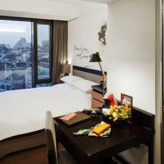 Отель Mercure Ambassador Seoul Gangnam Sodowe комната для гостей фото 3