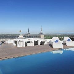 Отель Exe Moncloa Мадрид бассейн фото 2
