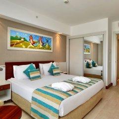 Sunis Evren Resort Hotel & Spa – All Inclusive Сиде комната для гостей фото 9