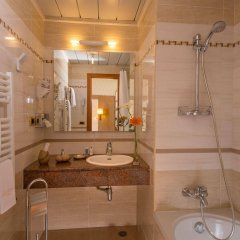Hotel Ranieri Рим ванная