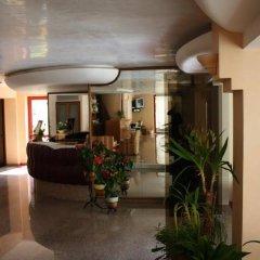 Hotel Nobel Римини интерьер отеля