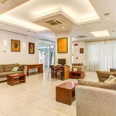 Отель Wally Residence Римини комната для гостей