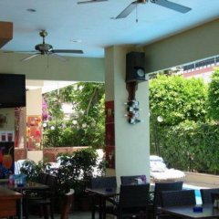 Caligo Apart Hotel интерьер отеля
