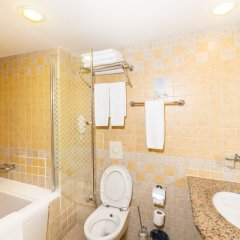 Vonresort Golden Beach Турция, Чолакли - 1 отзыв об отеле, цены и фото номеров - забронировать отель Vonresort Golden Beach онлайн ванная