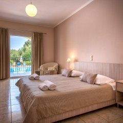Отель VARRES Лимни-Кери комната для гостей фото 4