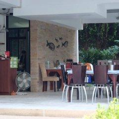 Отель Khung Wimarn Beach Home питание