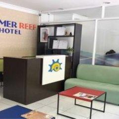 Отель Summer Reef Мальдивы, Мале - отзывы, цены и фото номеров - забронировать отель Summer Reef онлайн интерьер отеля фото 3