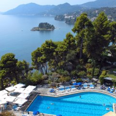 Corfu Holiday Palace Hotel Корфу бассейн фото 3