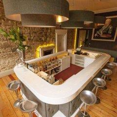 Отель Twelve Picardy Place Великобритания, Эдинбург - отзывы, цены и фото номеров - забронировать отель Twelve Picardy Place онлайн гостиничный бар фото 3