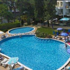 Отель Avliga Beach Болгария, Солнечный берег - отзывы, цены и фото номеров - забронировать отель Avliga Beach онлайн бассейн фото 3