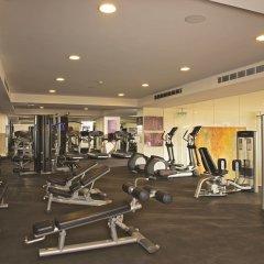 Отель Now Amber Resort & SPA фитнесс-зал