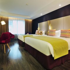 Отель Super 8 Xian Big Wild Goose Pagoda комната для гостей фото 5