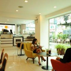 Bkk Home 24 Boutique Hotel Бангкок интерьер отеля
