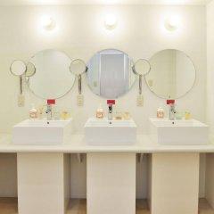 Отель Khaosan Tokyo Laboratory Токио ванная фото 2