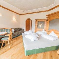 Panorama Hotel Himmelreich Кастельбелло-Циардес комната для гостей