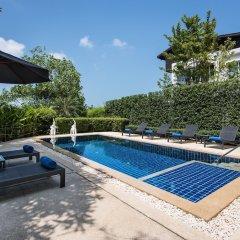 Отель 3 Bedroom Seaview Villa Esprit Таиланд, Самуи - отзывы, цены и фото номеров - забронировать отель 3 Bedroom Seaview Villa Esprit онлайн бассейн фото 3