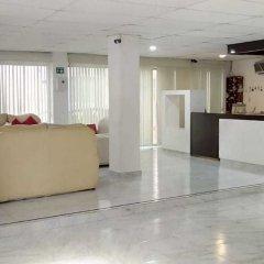 Отель Ikaro Suites Cancun Мексика, Канкун - отзывы, цены и фото номеров - забронировать отель Ikaro Suites Cancun онлайн интерьер отеля