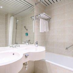 Отель Ramada Plaza Liege City Center Льеж ванная