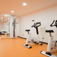 Hotel Abrat фитнесс-зал фото 2