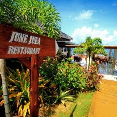 Отель Pinnacle Koh Tao Resort бассейн фото 2