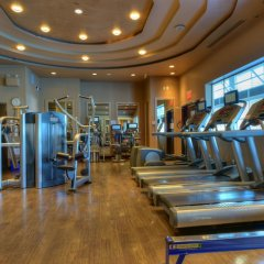 Отель Pan Pacific Vancouver Канада, Ванкувер - отзывы, цены и фото номеров - забронировать отель Pan Pacific Vancouver онлайн фитнесс-зал фото 3
