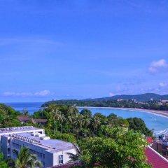 Отель Orchidacea Resort Пхукет приотельная территория фото 2