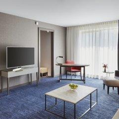 Отель Hyatt Regency Amsterdam комната для гостей фото 9