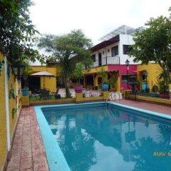 Отель Posada Margaritas бассейн фото 2