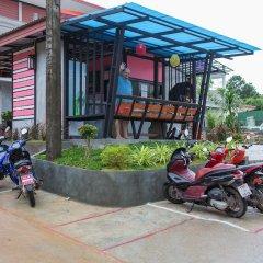 Отель Pinky Bungalow Ланта парковка