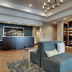 Отель Hampton Inn by Hilton Pawtucket интерьер отеля фото 2