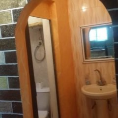 Отель Why not bedouin house Иордания, Вади-Муса - отзывы, цены и фото номеров - забронировать отель Why not bedouin house онлайн ванная