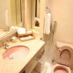 Отель Crowne Plaza Foshan ванная фото 2