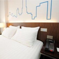 Отель Galleria 10 Sukhumvit Bangkok by Compass Hospitality 4* Стандартный номер с различными типами кроватей фото 7