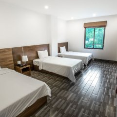 Red Coral Ha Long Hotel комната для гостей фото 4
