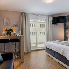 Апартаменты Terrace Apartment Prague комната для гостей фото 2