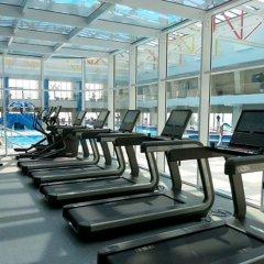 Гостиница Рэдиссон Лазурная фитнесс-зал