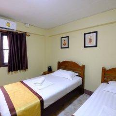 Отель Midsummer Night Hostel Таиланд, Бангкок - отзывы, цены и фото номеров - забронировать отель Midsummer Night Hostel онлайн комната для гостей фото 2