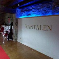 Отель Xantalen Spa Лесака интерьер отеля