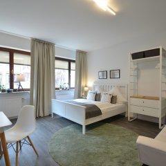Отель Munich Aparthotel Мюнхен комната для гостей фото 5