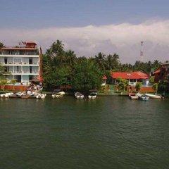 Отель Ranga Holiday Resort Шри-Ланка, Берувела - отзывы, цены и фото номеров - забронировать отель Ranga Holiday Resort онлайн приотельная территория